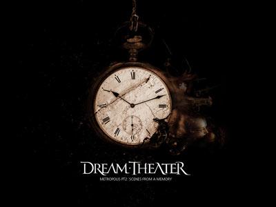 Metropolis Pt. 2: Scenes from a Memory (Cover Re-design) dream theater dream theater cover art album metal music concept