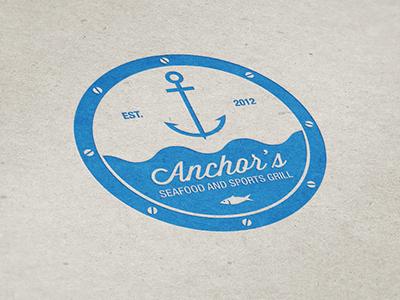 Anchor s logo 3
