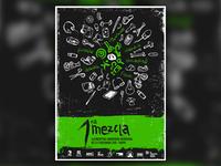 La 1ra Mezcla Poster