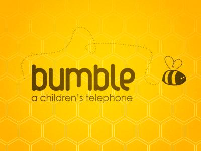 Bumble Logo bumble telephone children