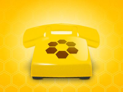 Bumble Icon bumble telephone children icon