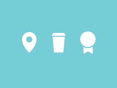 Minimal icon set for school board campaign