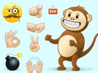 Skype Emoticons - 2015