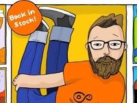 Hicksdesign: Back In Stock