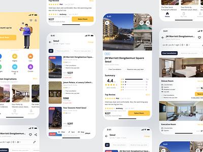 Expedia App Redesign hotel travel hotel app travel app expedia expedia app mobile app ux uidesign app uiux ui design