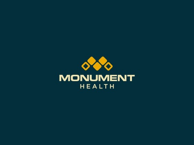 Monument Health | Logo vector icon south dakota photography brand design print design typography logo design branding logo hospital
