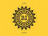 Sun Spirit Festival  Live stage