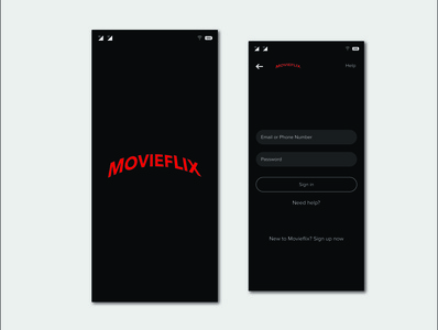 Login movieflix1