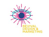 Eye and Sun Overlay Logo