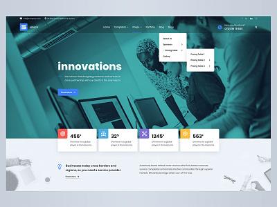 setech - website design web design tech web