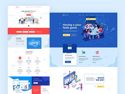 metamax - website design ui web website design webdesign website