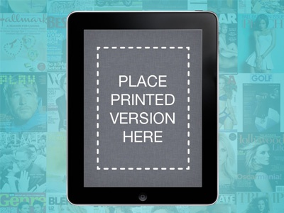Clothing Design Apps For Ipad | Print In Digital Clothing The Problem With Magazine Apps By Charles