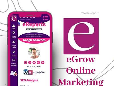 eGrow Online Marketing google ads search engine optimisation online marketing