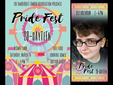Lambda Pride Fest 2018