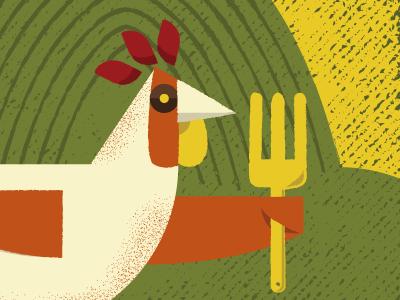 Farmin' Rooster