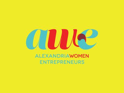 Alexandria Women Entrepreneurs Logo