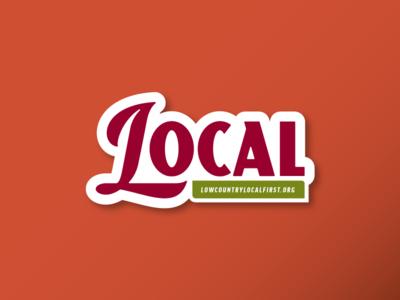 Local Sticker