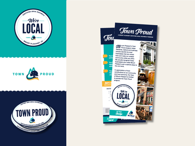Town Proud Mt. Pleasant Collateral