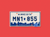 Minnesota Plates