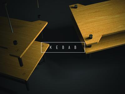 Kebab Coffee Table