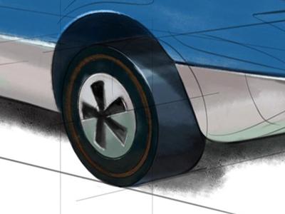 Hotwheels Doodle