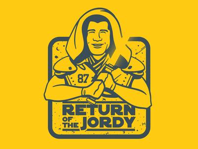 Return of the Jordy