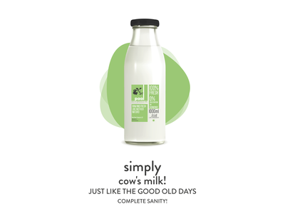 Paal - Simply Cows Milk