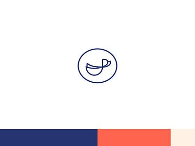 duckling logo vector symbol mark logo brand