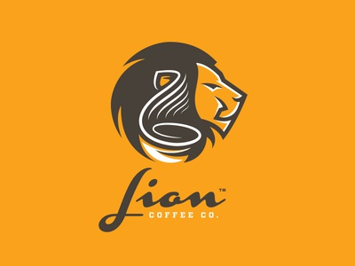 Lion Coffee Co. Identity
