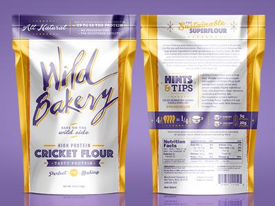 Wild Bakery Cricket Flour