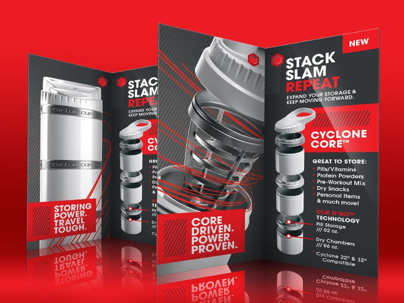 CycloneCup startups business creative identity branding design packaging