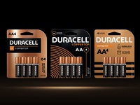 Duracell - Packaging Brand Refresh
