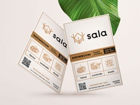 Sala - Marketing Collateral