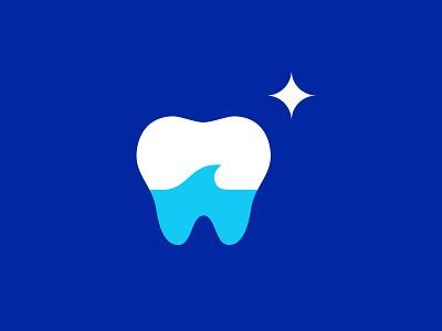 :sparkle: icon sparkle dentist tooth illustration logo design logo branding