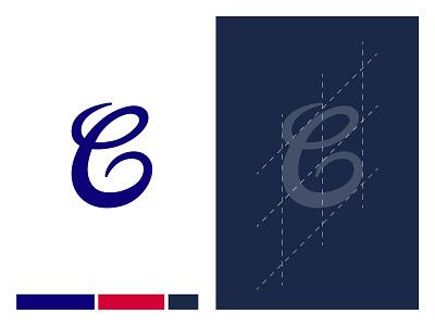 Cleveland C sports logo script letters sports baseball cleveland ohio