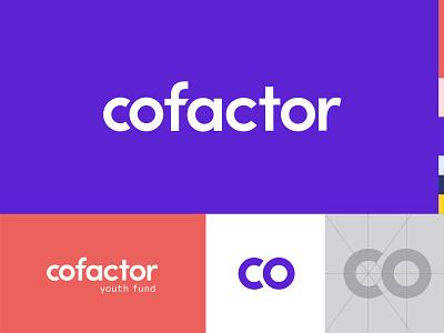 c+o identity donate finance logo branding funding nonprofit