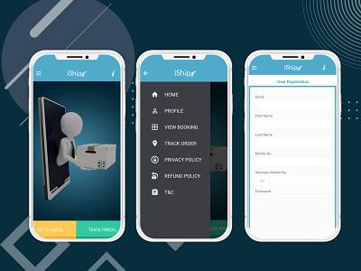 iShipz: Transportation Tracking App app development company app development company in usa app developers australia app developer app developers app designers australia android app development app designer app designers android app design