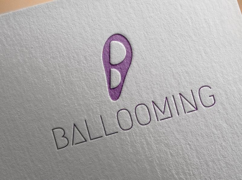 Ballooming Logo