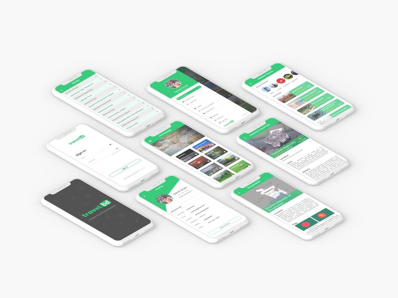 TravelBD App