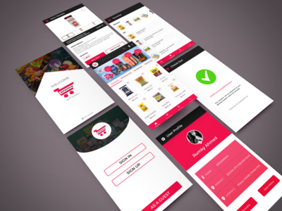 Shopoid Online Grocery App