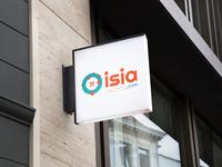 Oisia.com designer designs logos minimal logo design logotype logo logodesign vector illustrator branding graphic design design