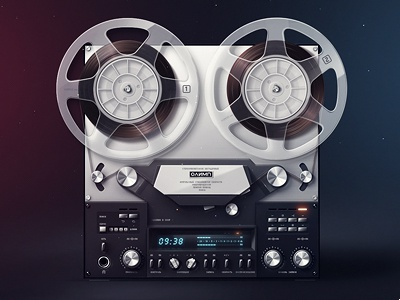 Olimp-006 illustration design wallpaper photoshop icon music type audio old button ui interface