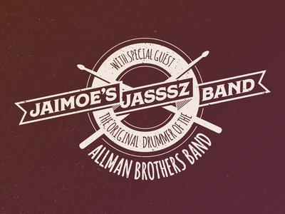 TheDayJob | Jaimoe's Jasssz Band Bullet Icon