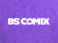 BS Comix LogoType | Branding