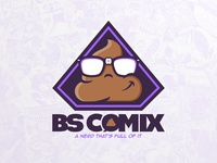 BS Comix Logo | Branding