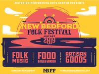 New Bedford Folk Festival | 2019 Identity