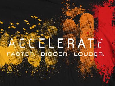 Accelerate T-Shirt apparel t-shirt vintage birds church shirt