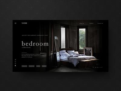 VIVERE RAYA bedroom