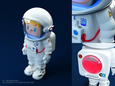 Astronaut dool
