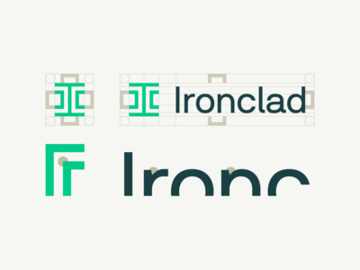 Ironclad's new logo
